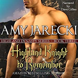 A Highland Knight to Remember Audiobook