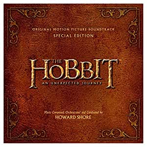 El Hobbit: Un Viaje Inesperado : Howard Shore: Amazon.es: Música