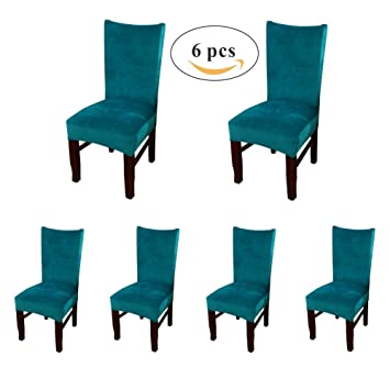 Image Unavailable Not Available For Color My Decor Dining Chair Covers
