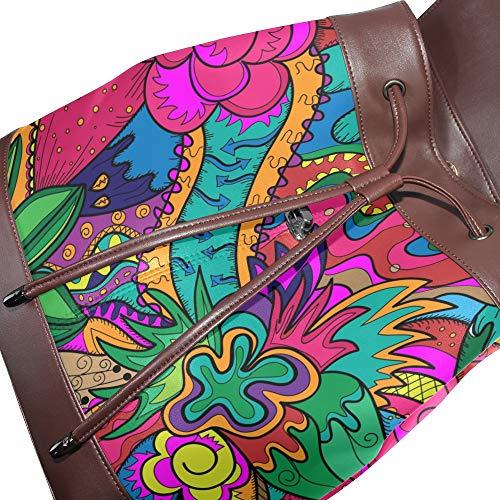 main femme DragonSwordlinsu Sac dos porté unique Taille au à pour multicolore 0ZEnSZ