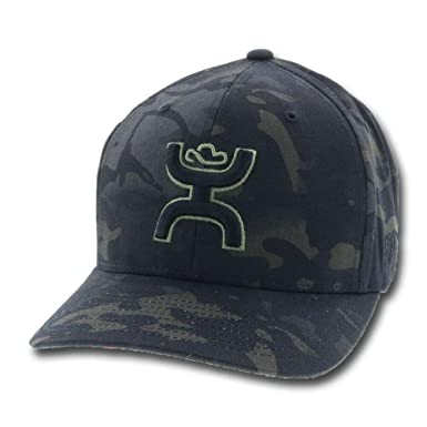 buy popular 63b2e 47f12 Image Unavailable. Image not available for. Color  HOOey Chris Kyle 016  Youth Camo Flexfit Hat