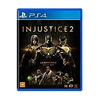 Injustice 2 Legendary Edition Br - 2018 - PlayStation 4