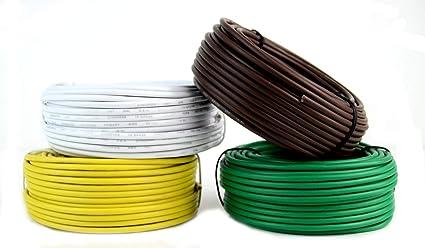 Remolque Luz Arnés de cableado cable para 50 pies de bobinas 14 ...