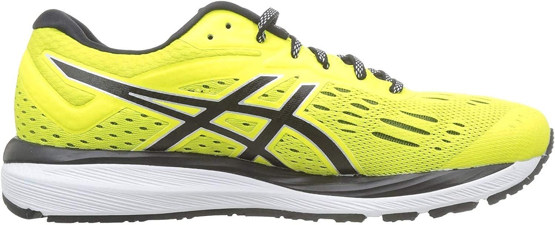 Asics Gel-Cumulus 20, Zapatillas de Running para Hombre, Amarillo (Lemon Spark/Black 750), 44.5 EU