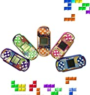 SMILICA Puzzle Game Electronic Classic Pocket Game Machine Accessories Black