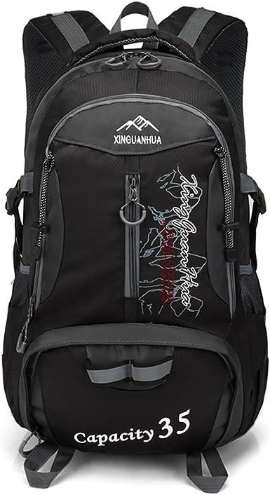Backpack Shoudler Bag Rucksack Rainproof Cover For Travel Hiking Mountaineering