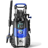 AR Blue Clean 4.0 Twin Flow Hidrolimpiadora de Alta presión (2500 W, 150 Bar, 810 l/h) 4.0 Twin Flow Hidrolimpiadora de Alta presión, Azul