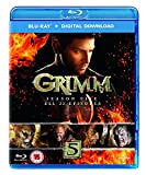 Grimm - Season 5 [Blu-ray]
