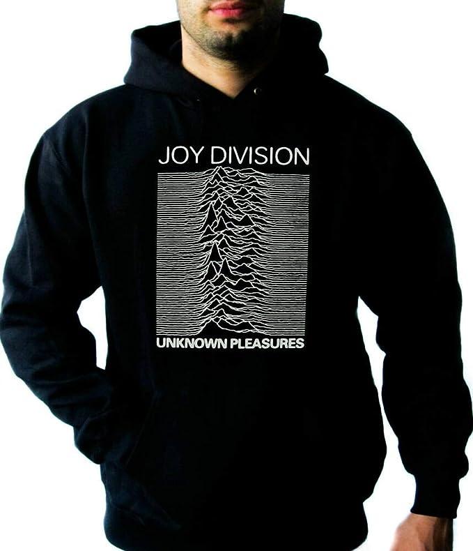 yangjin Joy Division Logo Sweatshirt Hooded Sweat