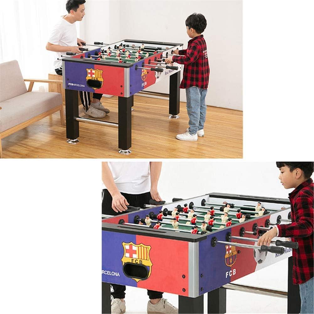 MJ-Games Mesa de futbolín Fútbol Juego Sala de Juegos Multijugador ...