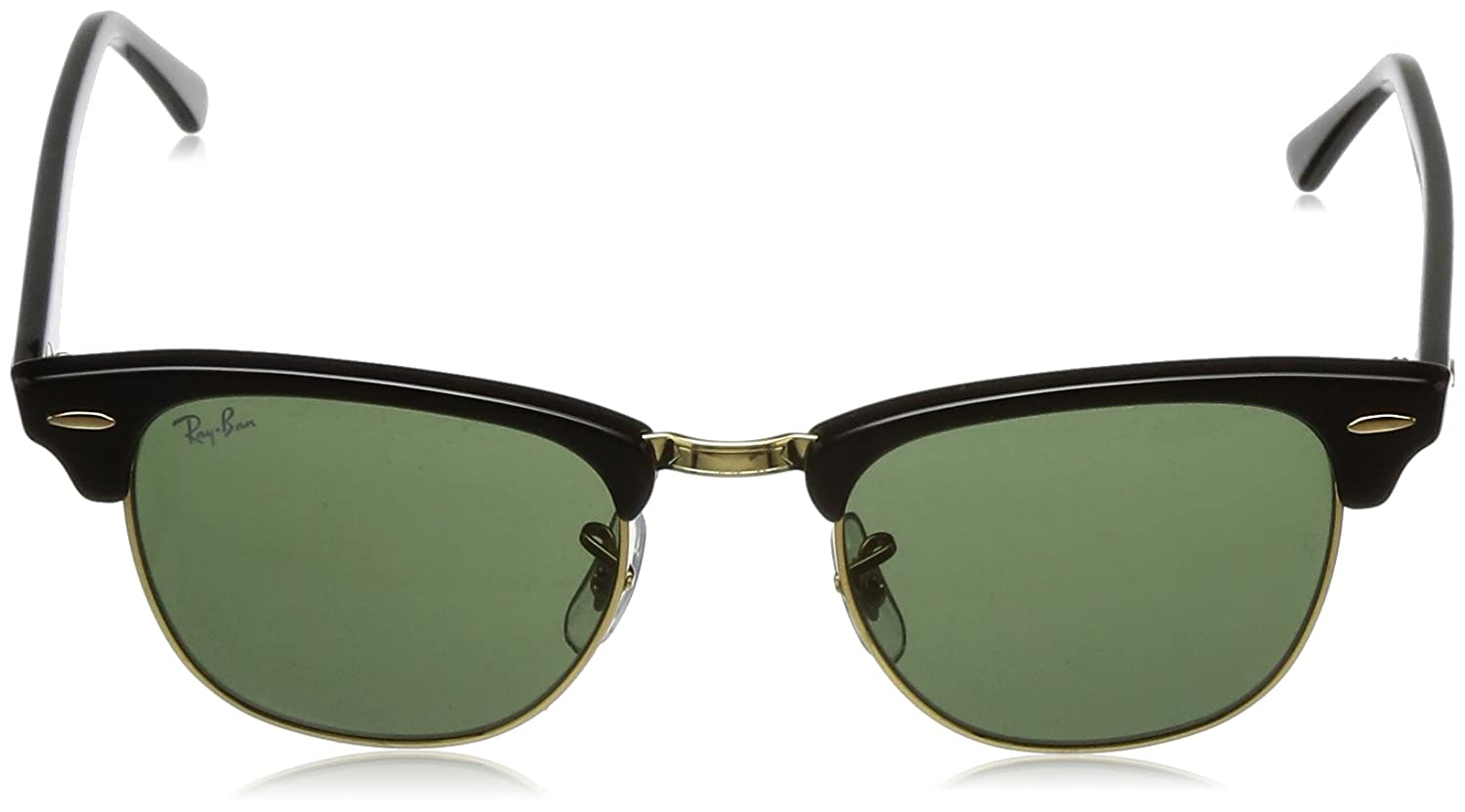 Ray-Ban RB3016 Classic Clubmaster Sunglasses: Amazon.in: Clothing ...