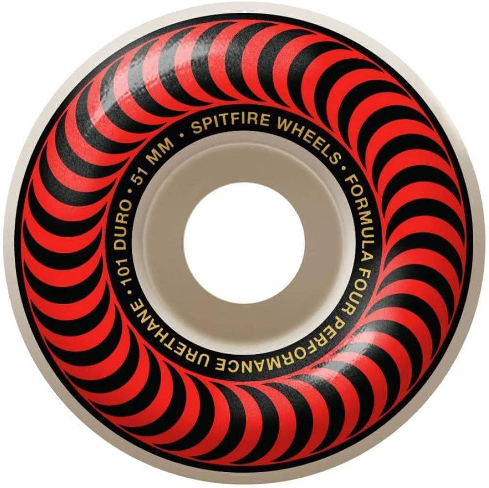 Spitfire Formula 4 Classic 101a Wheels 51mm
