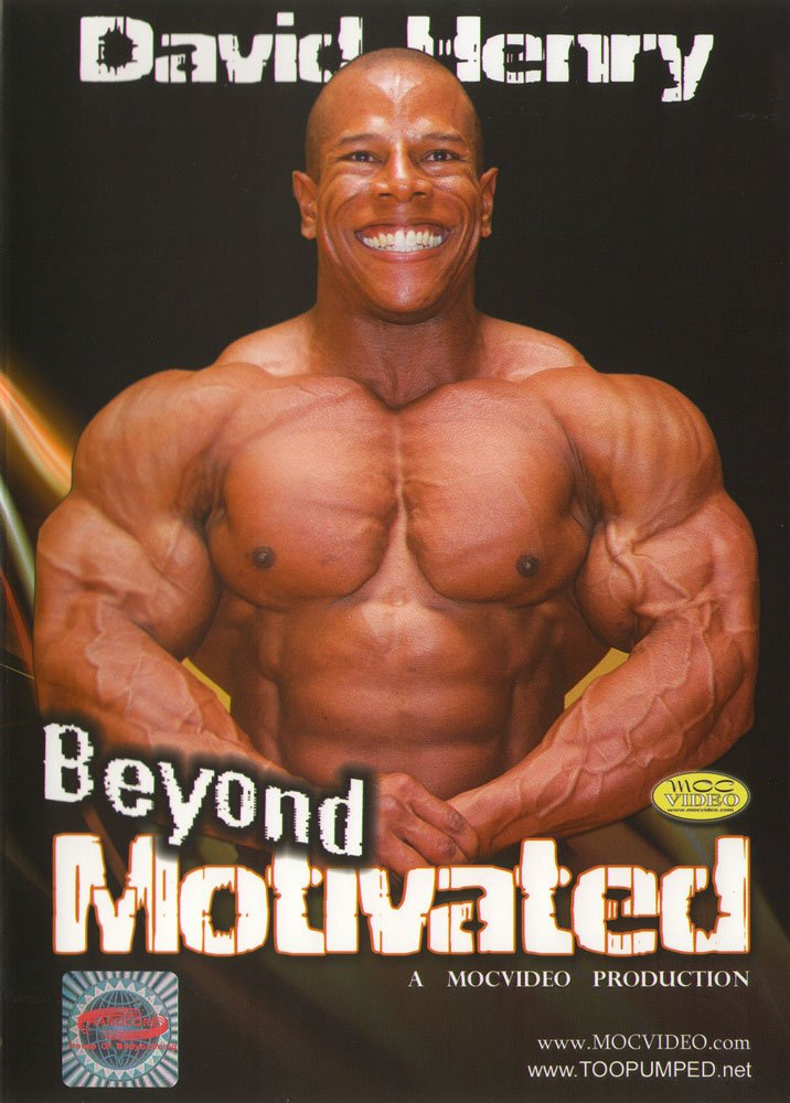 DVD : Beyond Motivated Bodybuilding (2PC)