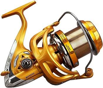 WyaengHai Rueda De Pesca De Mar WF4000-9000 Pesca Spinning ...