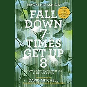 Fall Down 7 Times Get Up 8 Audiobook