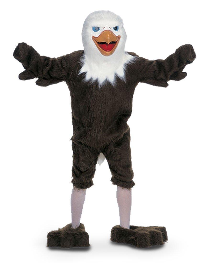 Rubie's Costume Eagle Mascot Costume, Brown, One Size by Rubie's