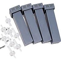 Medihealer 4 Pack Cartridge Filter Kit for Soclean 2, Filter Replacement Cartridge Filter Kit for Soclean 2, Soclean 2…