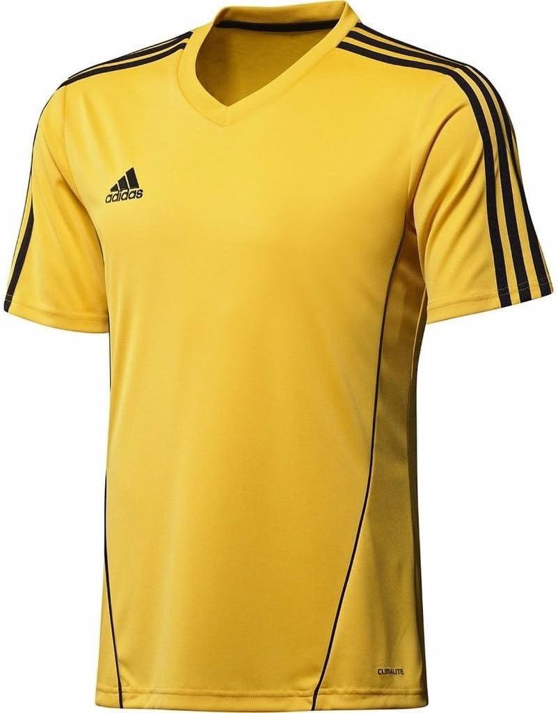 adidas Climalite – Camiseta de fútbol de Entrenamiento Top Estro ...