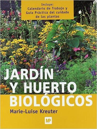 Descargar ebooks pdf gratis Jardín y huerto biológicos ePub