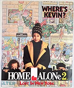 Where's Kevin? Home Alone 2 : Lost In New York: Frank ...