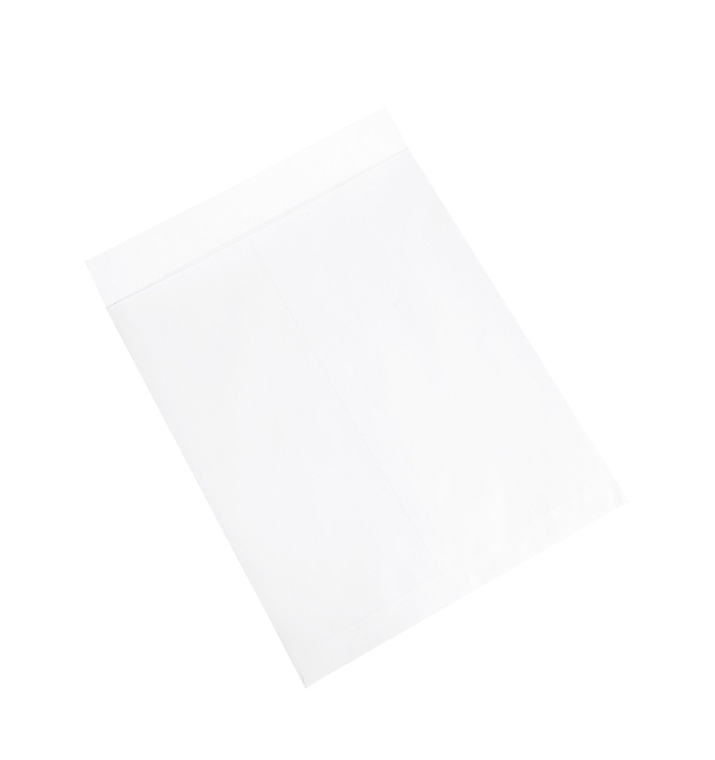 Aviditi EN1083W Jumbo Envelopes, 16'' x 20'', White (Pack of 250)