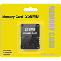 CIPON Memory Card Compatible with PS2, 256MB High Speed