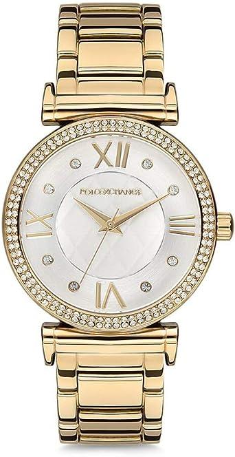 Polo Exchange PX0031-03 - Reloj de Pulsera para Mujer: Amazon.es ...