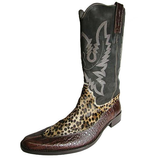 Men's Jwest-G1 Western Boot Expresso 12 US