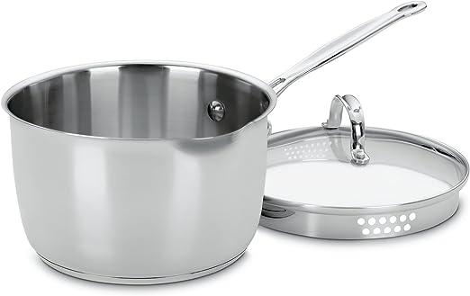 Amazon.com: Cuisinart Chef s clásico Acero inoxidable ...