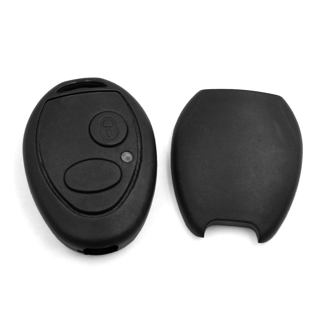 Sourcingmap N5FVALTX3 2-Botones Llave de Coche Carcasa para Discovery