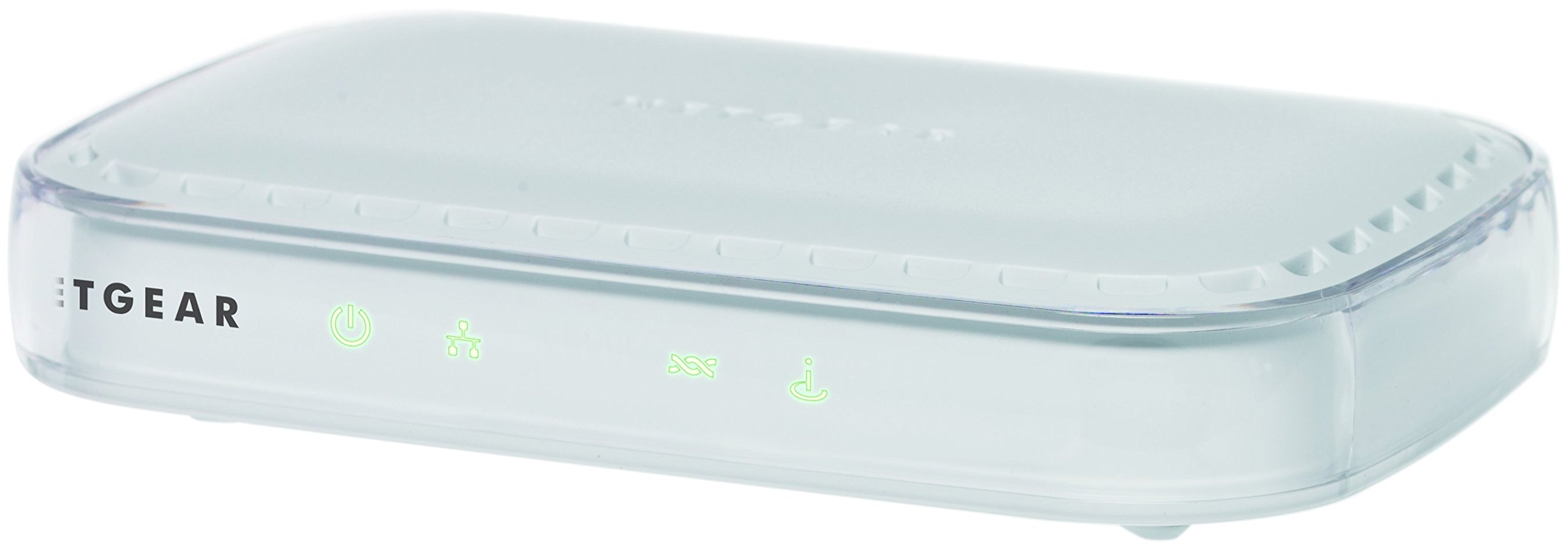 Netgear Broadband ADSL2 Plus Modem (DM111PSP-100NAS) by NETGEAR