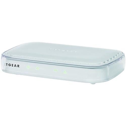Netgear dm111psp-100nas broadband adsl2+ modem, fast ethernet, 1x.