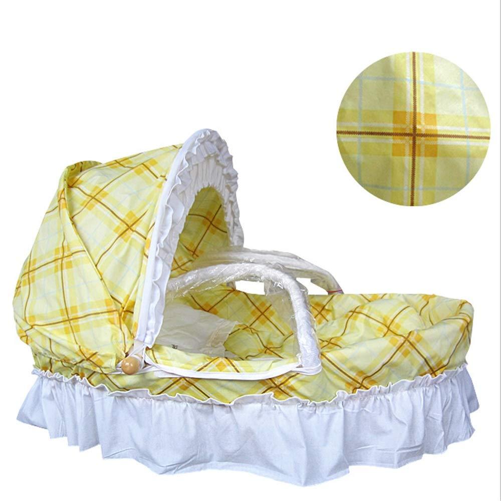 低価格の ベビースリーパーベッド 携帯用トウモロコシの納屋の藤の幼児の運送者の寝袋保育園のベビーベッド新生児のベッドの幼児ベッドの赤ん坊のキャリーコットのベビーベッド旅行ベッド調節可能なおおいが付いているベビーベッドのゆりかごと0-7ヶ月のハンドル赤ちゃん 85*50*50cm (色 : : C9, サイズ : C9, 85*50*50cm) 85*50*50cm C9 B07QRS6LZT, 当別町:14907f5e --- a0267596.xsph.ru