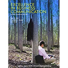 Excellence in Business Communication, Fourth Canadian Edition (4th Edition)