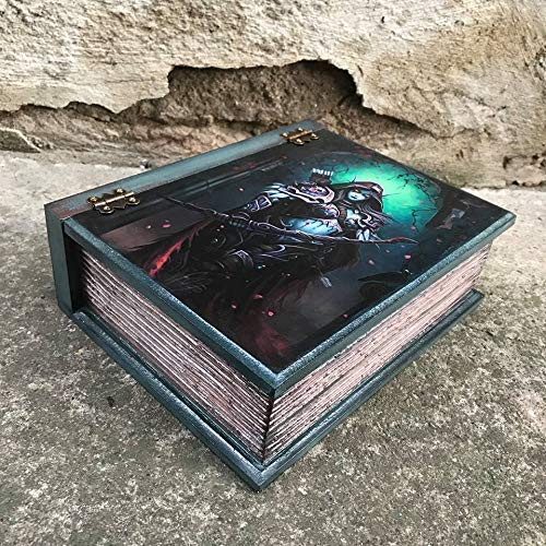Sylvanas Windrunner book box
