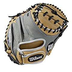 Handle pitches in the dirt with the A2000 CM33 - now available for the first time with Pedroia fit. Designed with a deeper pocker and catching area for better control, this WTA20RB19PFCM33 is perfect for small-handed catchers who are active b...