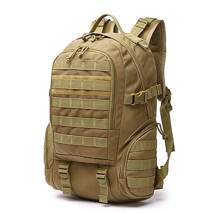 08cb8d12b548 Amazon.com : WGKUMMQN Camouflage Hiking Bag Men and Women Outdoor ...