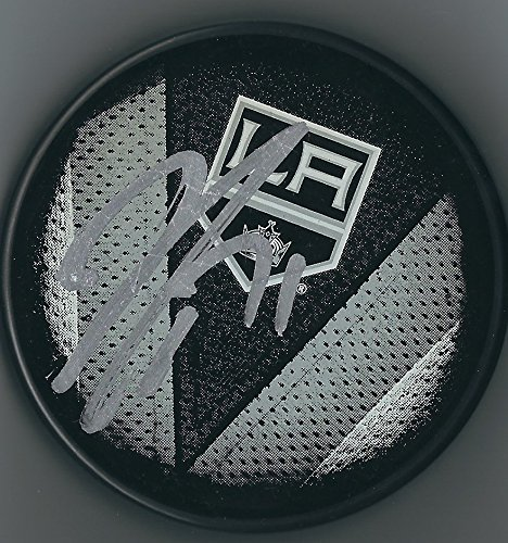 5483ef93606 Autographed Jordan Nolan Los Angeles Kings Hockey Puck at Amazon's Sports  Collectibles Store