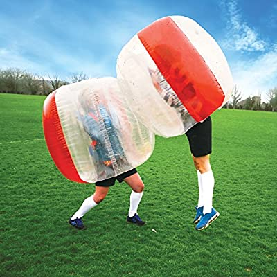 The Source Wholesale Pelota Hinchable para meterse Dentro: Amazon ...