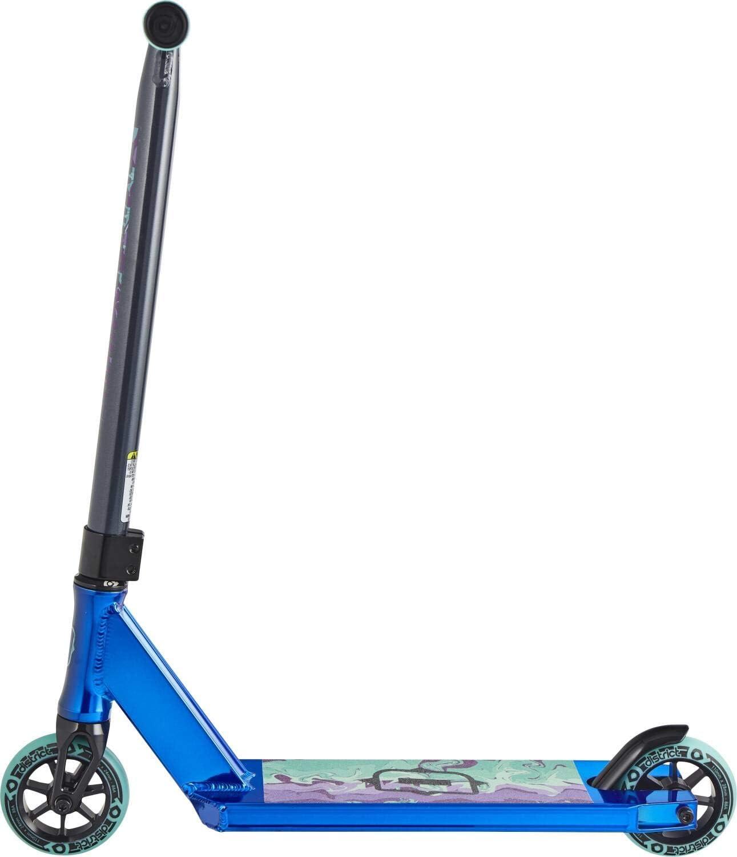 Navy Chrome Dominator Mini Team Edition Complete Pro Stunt Scooter
