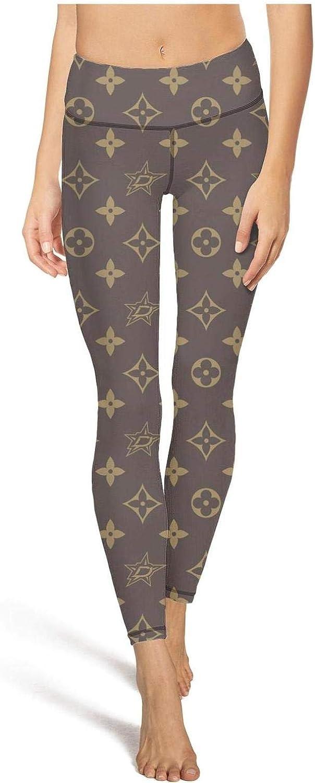 ZeCheng Womens Yoga Pants High Waist Stretch Comfort Gym Yoga Leggings