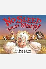 No Sleep for the Sheep! Paperback
