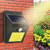 Hongxin Waterproof 48 LED Outdoor LED Solar Light Power PIR Motion Sensor Wall Light Energy Saving Street Path Home Garden Security Lamp Creative Gift