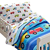 Olive Kids Trains, Planes, Trucks Light Weight Toddler Comforter