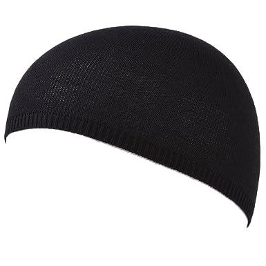 df422496ae69b Casualbox Mens Cool Max Sports Skull Cap Beanie Hat Made in Japan  Black
