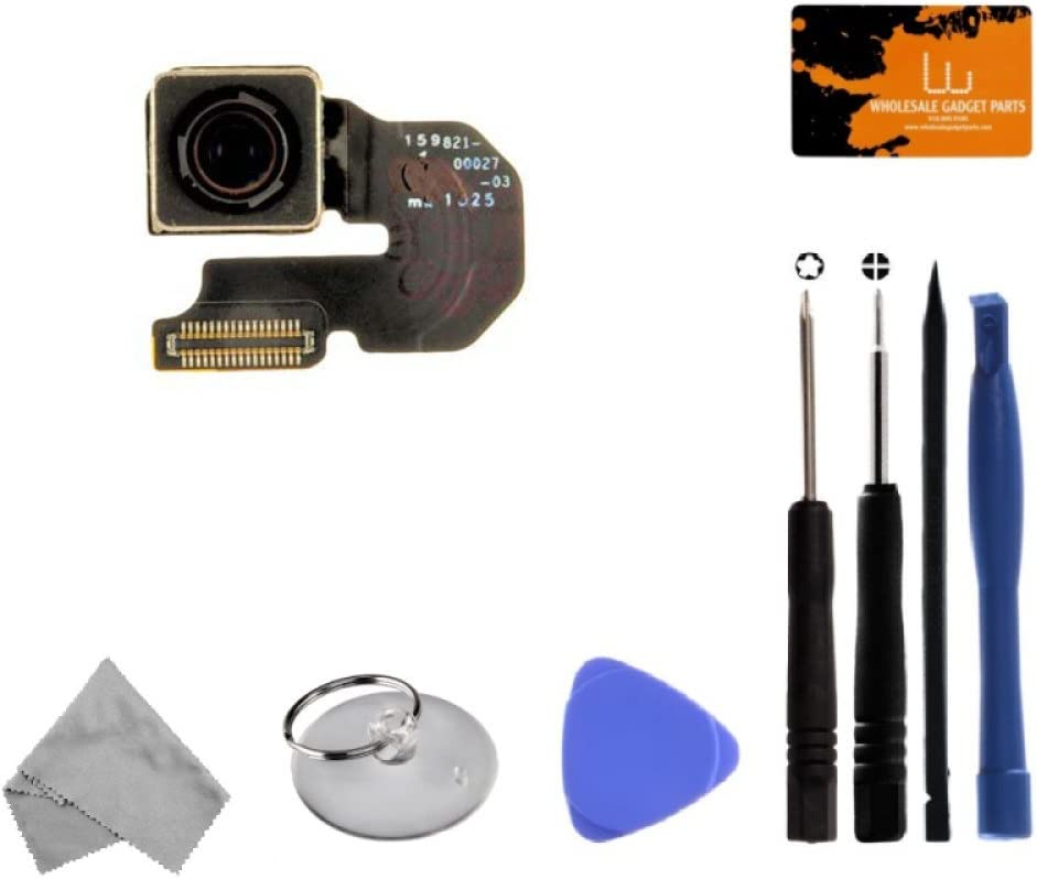 Camera for Apple iPhone 6S CDMA /& GSM Rear with Tool Kit
