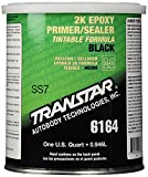 TRANSTAR 6164 Black 2K Epoxy Primer/Sealer - 1 Quart
