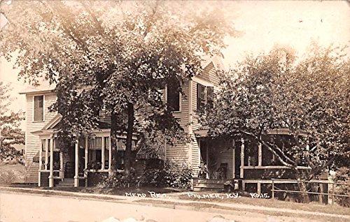 Mead Residence Palmer, New York postcard
