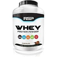 RSP 5 Lb Whey Protein Powder (Chocolate)