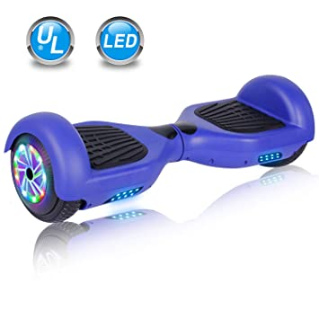 Amazon.com: Uni-Sun - Tabla de hoverboard de 2 ruedas con ...